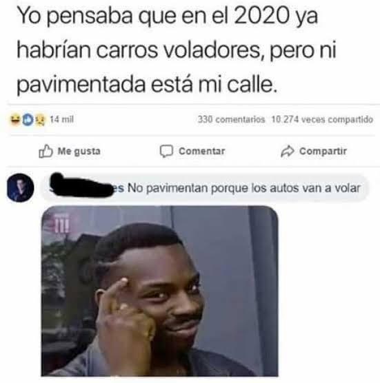"""Resultado de imagen de meme año 2020"""""""