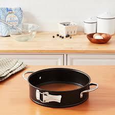 glass bottom springform pan