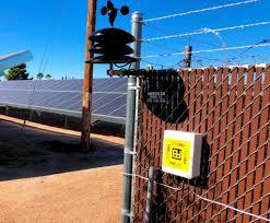 Perimeter Alarm Systems Ironclad Fence Alarm System