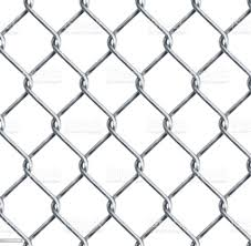 Realistic Chain Link Chainlink Fencing Texture Isolated On Transparency Background Metal Wire Mesh Fence Design Element Vector Illustration Stock Illustration Download Image Now Istock