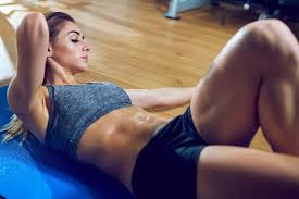 7 day at home ab workout routine