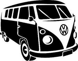 Vw Bus Vw Camper Van Exterior Choose From 15 Colours Vinyl Graphics Sticker Archives Midweek Com