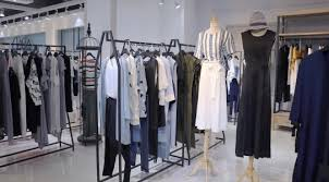 whole clothing for a boutique
