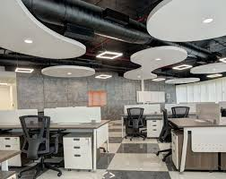 indoor suspended luminaire for offices