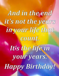 happy birthday inspirational quote quote number picture