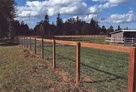 For More Information Please Visit Http Fencing4horses Com Au Farm Fence Horse Fencing Backyard Fences