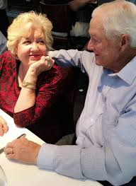 John Russell Carson & Beverly Ann Reed Carson   The Gonzales Inquirer