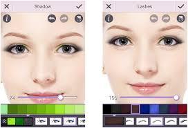 free photo makeup editor app saubhaya
