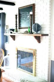 best paint for brick fireplace
