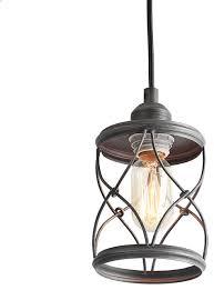 lnc 1 light geometric pendant lights