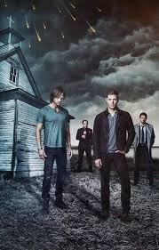 Supernatural Jared Padalecki and Jensen Ackles Misha Collins and ...