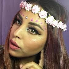hippie hair and makeup ideas saubhaya