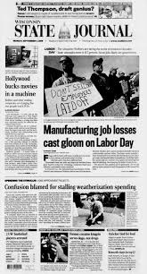 Front Pages, Sept. 7