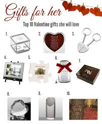 ten inspirational valentine s day gifts