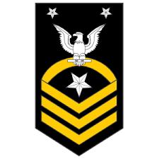 Navy Rank E 9 Command Master Chief Petty Officer Sticker