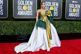 golden globes red carpet was not harvey
