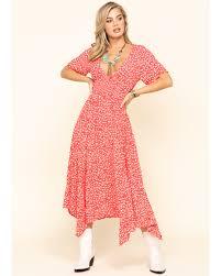 free people women s in full bloom dress