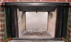 st louis fireplace firebacks clean