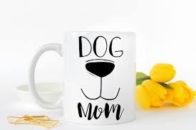 Dog Mom Mugs Tea Cups Coffee Mug Home Decal Wine Cup Whiskey Cups Beer Mug Ceramic Cup Home Decor Mugs Aliexpress