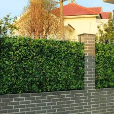 Shop For Uland Plastic Green Shrubs Decorative Mat Artificial Ivy Fence Balcony Uv Proof Boxwood Hedges Garden Indoor Basement Decoration At Wholesale Price On Crov Com