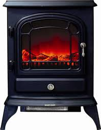 electric fireplace stove portable
