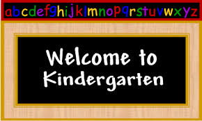 Library of welcome to kindergarten image free download png files ...