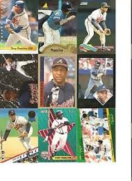 43 CARD TERRY PENDLETON BASEBALL CARD LOT 100 | eBay