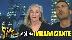 STRISCIA LA NOTIZIA ed il servizio su GIOVANNA BOTTERI ...