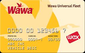 wawa universal card the smart and