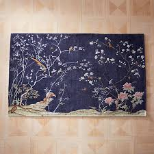 chinoiserie rug sold out cb2