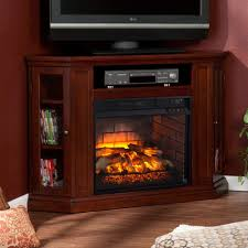 electric fireplace entertainment centre
