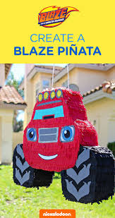 Build Your Own Nick Jr Themed Pinata Decoracion Fiesta