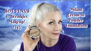 hot flash wrinkles makeup 145