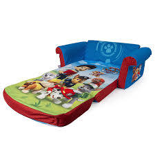 furniture paw patrol 2 in 1 inflatable