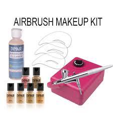 airbrush makeup basic kit dinair2u