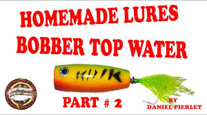 diy how to make a homemade b lures