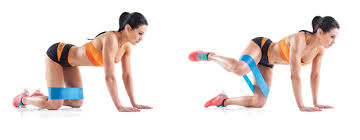 resistance band exercises for reducing