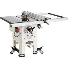 Shop Fox 10 In 2 Hp Open Stand Hybrid Table Saw W1837 The Home Depot