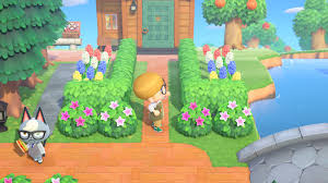 How To Get Craft The New Hedge Fence Nature Day In Animal Crossing New Horizons