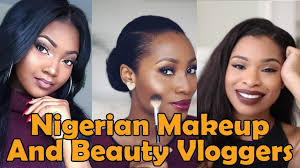 10 nigerian makeup and beauty yours