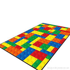 Ustide 5 X7 Colorful Puzzle Educational Kids Rug Activity Children Playroom Classroom Area Rug 5x7 B07ggwbljb