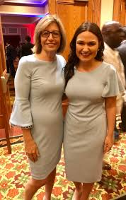 """Abby Finkenauer on Twitter: """"With @RitaHart4LG at @iowademocrats Hall of  Fame! We have a lot of the same ideas on standing up for rural Iowa and our  hardworking Iowa families... also apparently"""