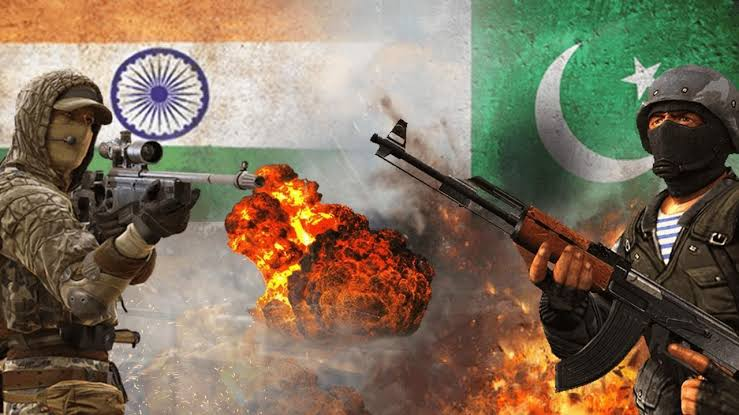 Image result for india pakistan war""
