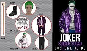 the joker costume pants tattoo kit
