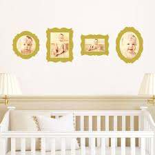 Antique Photo Frame Wall Decals Paper Culture