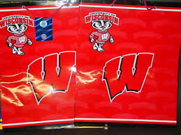 ncaa wisconsin badgers gift bags 2