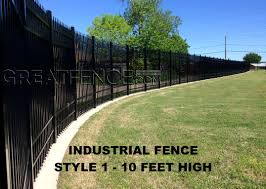 Strong Thick And Built To Last Great Fence