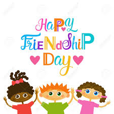 Happy Friendship Day Greeting Card Mix ...