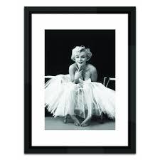 marilyn monroe ballerina framed photogr