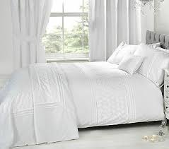 everdean embroidered white bedding 4